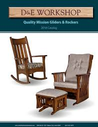 D&E Workshop Catalog 2018 By Amish Heirlooms Furniture - Issuu Up To 33 Off Mission Rocker Solid Wood Amish Fniture Poly Collection Clear Creek Seat Cushion For Hickory Rocking Chair Distressed Faux Leather Fabric Wooden High Theaertainmentscom Details About Craftsman Slat Sides Upholstered Madison Qw Chairs On Sale Rockers For Glider Back Oak Childs Threeinone Desk Bow Shown In With A Boston Finish