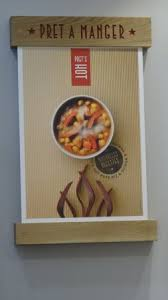 pret cuisine pret a manger logo affiche picture of pret a manger