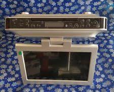Ilive Under Cabinet Radio Cd Player by Under Cabinet Dvd Player Ebay