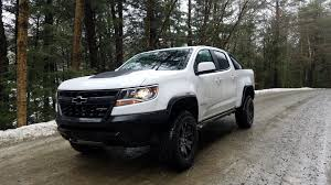 2018 Chevrolet Colorado ZR2 Review In Vermont: A Tonka Truck For Big ...