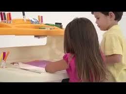 Art Master Activity Desk Art by Step2 Art Master Activity Desk Youtube