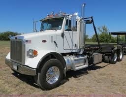 2007 Peterbilt 357 Roll-off Semi Truck | Item B2479 | SOLD! ...