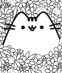 Pusheen Coloring Book The Cat And Like OMG Get Some Yourself Pawtastic Adorable Apparel