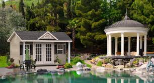 100 Photos Of Pool Houses Others Wonderful Home Design Ideas With Lite House S