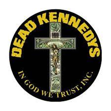 Dead Kennedys Halloween by Dead Kennedys Cross Button