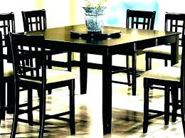 Bar Height Kitchen Table And Chairs Ecocentrismorg