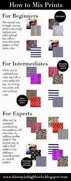 Everything You Need To Know Successfully Mix Prints And Patterns