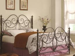Wrought Iron King Headboard And Footboard by King Size Brass Headboard U2013 Clandestin Info
