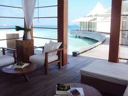 100 W Retreat And Spa Maldives Maldives The Exotic Ith Luxury Bungalows