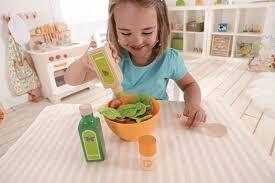 salatschüssel kinder küchen zubehör hape e 3116