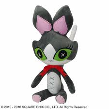 blaze the cat plush cait sith plush and in reward