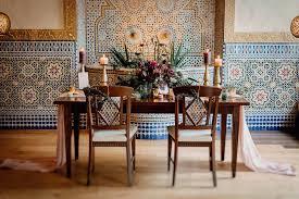 orientalische finesse exotisches flair dekorationen herbst