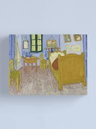 vincent gogh schlafzimmer in arles 1889 leinwanddruck