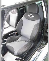 Custom MINI COOPER S Seat Covers Car Seat Covers Direct - Tailored ...