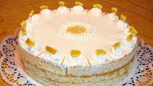 rezept für zitronen sahne creme torte