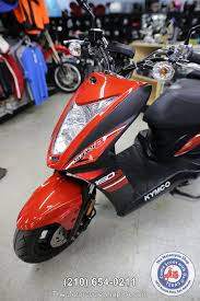 Used 2015 Kymco Super 8 150cc R Scooter 13