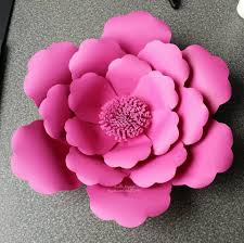 Large Flower Petals Anyone Can Craft