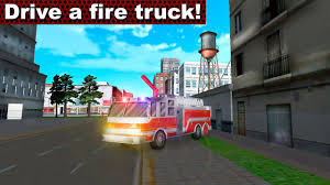 Fire Truck Emergency Driver 3D APK Download - Free Simulation GAME ...