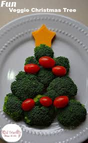 Rice Krispie Christmas Trees Recipe by Fruit U0026 More Over 20 Non Candy Healthy Kid U0027s Christmas Party Snacks