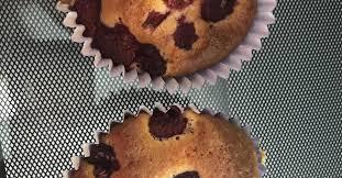 fruchtige muffins mit hermann teig