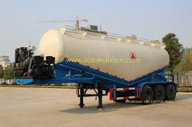 100 Bulk Truck And Transport Hot Selling Cement Trailer 35m3 In ChinaPowerStar S
