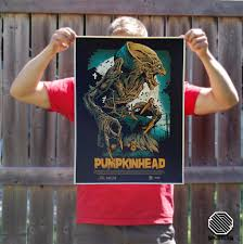 Pumpkinhead 2 Cast by Exclusive Reveal Skuzzles Celebrating Halloween Early With