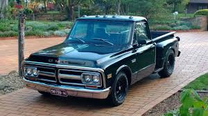 1972 72 GMC Stepside Pickup 350 Auto Like C10 Chev Nice Patina In ... 1972 Gmc 1500 Swb Texas Trucks Classics Pickup For Sale Classiccarscom Cc1133077 7072 Jimmy She Gonnee Pinterest Blazers 4x4 And Cars What Problems To Look In 6772 Chevygmc Pickups The Sale Near Canton Georgia 30114 Classics On Truck Hot Rod Network Looking Pics Of 18 Inch Rims With 35 Drop 1947 Present 72 Stepside 350 Auto Like C10 Chev Nice Patina Sierra Grande Youtube 2500 Trucks Southern Kentucky Welcome