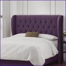 Purple Velvet King Headboard by Elegant Cushioned Headboards 21 For King Size Headboard Ikea With