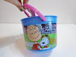 Mcdonalds Halloween Buckets by The Great Pumpkin Charlie Brown Mcdonald U0027s 50th Anniversary