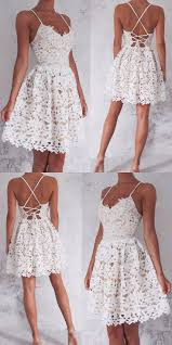 best 20 short white dresses ideas on pinterest white lace dress
