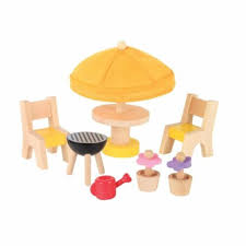 spielzeug puppenhaus möbliert holz puppenhausmöbel