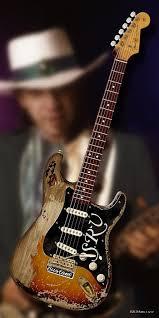 SRV Stevie Ray Vaughans Number One 1963 Fender Stratocaster Guitar