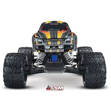 Traxxas 36076-3-SLVR: Stampede VXL Truck Waterproof And Ready-To ... Traxxas Stampede Rc Truck Riverview Resale Shop Vxl 110 Rtr 2wd Monster Black Tra360763 Ultimate New Review Wxl5 Esc Tqi 24ghz Radio Off Road Blue Amazoncom Scale With Tq Rc Tires Waterproof Trucks Jconcepts Slash 4x4stampede 4x4 Suspension 360541 Electric