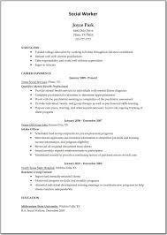 Sample Childcare Resume Templates Samples