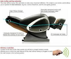 Inada Sogno Dreamwave Massage Chair Uk by Amazon Com Os 4000 Zero Gravity Heated Reclining Massage Chair