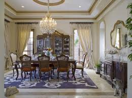 Traditional Dining Room Dining Room Decorating Ideas Lonny