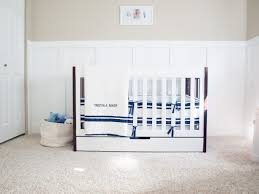 Babyletto Modo 5 Drawer Dresser White by Babyletto Mercer 3 In 1 Convertible Crib With Toddler Rail