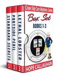 Cruise Ship Cozy Mysteries Series Box Set I Books 1 3