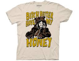 Smashing Pumpkins Tour Shirts by Workaholics Bear Better Have My Honey Cream T Shirt