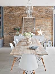 100 Brick Walls In Homes Vintage Dining Room Youll Love For Your Modern Home Design