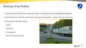 100 Truck Stop On I 95 Corridor Coalition Parking Nitiative TSVA Meeting Joel