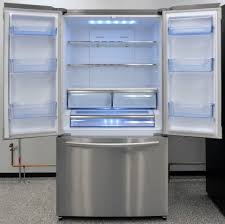 Counter Depth Refrigerator Width 30 by Review Hisense Rf20n6ase Counter Depth Refrigerator Reviewed
