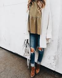 Fashionable Winter Outfit Ideas 2017 You Should Try 02