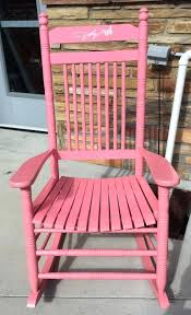 cracker barrel rocking chairs for porch cracker barrel dolly pink
