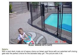 Gate Guardian Deck 2006 by Child Pool Safety Is Top Concern For Guardian Pool Fence Their