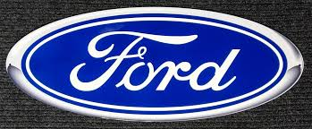 100 Blue Oval Truck Parts Ford Licensed Ford Emblem Heavy Duty Steel Metal