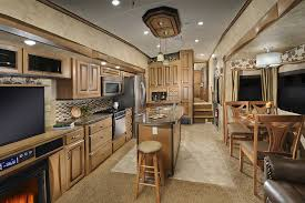RV Manufacturers Are Constantly Working To Make RVs More Residential The New Cedar Creek Hataway Edition Brings Even Home On Road With A SertaR