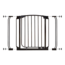 Summer Infant Decorative Extra Tall Gate by Summer Infant Decorative Wood And Metal 32 In Pressure Mounted