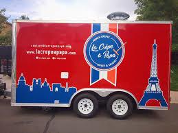 100 Crepe Food Truck La Crpe Papa Catering Denver S