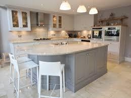 Best Floor For Kitchen 2014 by Best 20 Light Grey Kitchens Ideas On Pinterest Grey Cabinets